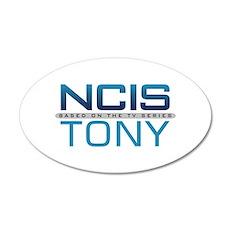 NCIS Logo Tony Wall Decal