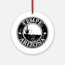 Tempe, AZ Ornament (Round)