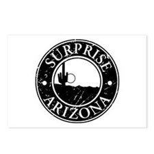 Surprise, AZ Postcards (Package of 8)