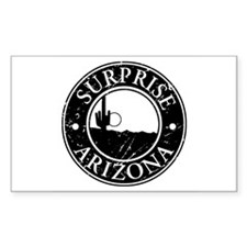 Surprise, AZ Rectangle Decal