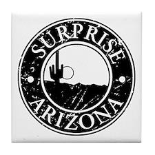 Surprise, AZ Tile Coaster