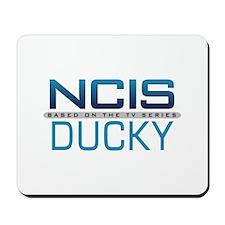 NCIS Logo Ducky Mousepad