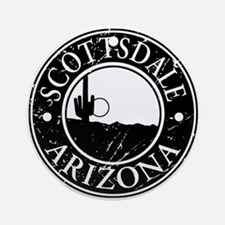 Scottsdale, AZ Ornament (Round)