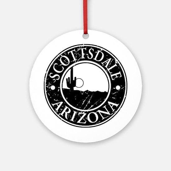 Scottsdale, AZ Ornament (Round)