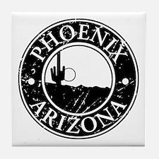 Phoenix, AZ Tile Coaster