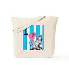 Posh Mastino Tote Bag