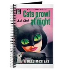 """Pulp Journal - """"Cats Prowl At Night"""""""
