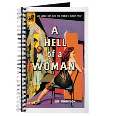 """Pulp Journal - """"A Hell Of A Woman"""""""