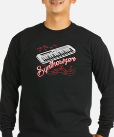 Synthesizers T-Shirts Long Sleeve T-Shirt