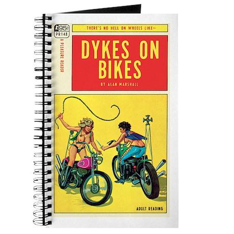 "Pulp Journal - ""Dykes On Bikes"""
