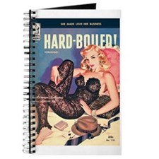 """Pulp Journal - """"Hard-Boiled!"""""""