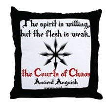 Unique Roleplaying Throw Pillow