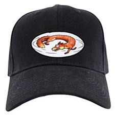 Crazy like a fox Baseball Hat