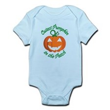 Cutest Pumpkin in the Patch - Halloween Baby Body