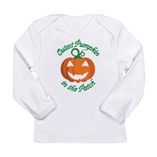 Cutest Pumpkin in the Patch - Halloween Baby Long