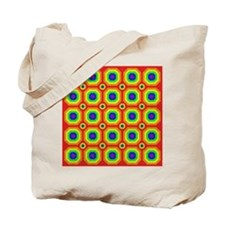 Rainbow Tiles & More #2 - Tote Bag