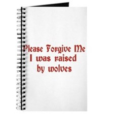 Raised by Wolves Journal