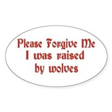 Raised by Wolves Decal