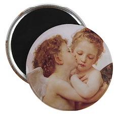 Cute Bouguereau Magnet
