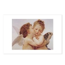 Cute Cute angel Postcards (Package of 8)