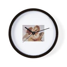 Unique Cherubs Wall Clock