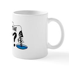 Where's The Ice? Ice Fishing Mug