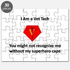 vet tech superhero Puzzle
