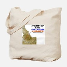 National Champ Tote Bag