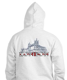 London: Tower Bridge Hoodie