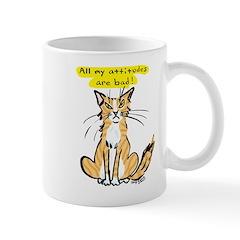 Attitudes Mug