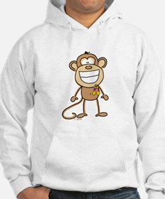 Support Our Troops Monkey Hoodie