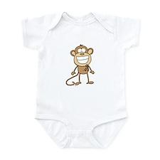 Autism Monkey Infant Bodysuit