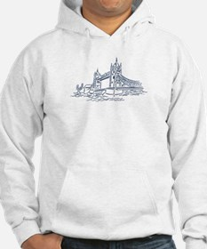 England: Tower Bridge Hoodie