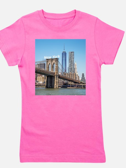 NewYork_6x6_v2_Manhattan_Broo T-Shirt