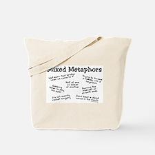 Mixed Metaphors Tote Bag