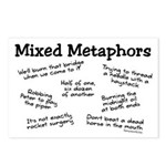 Mixed Metaphors Postcards (Package of 8)