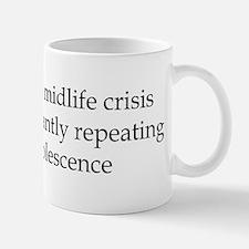 Repeating Adolescence Mug