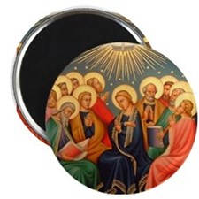New Our Lady of Pentecost Magnet