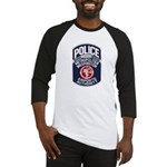 Dulles Airport Police Baseball Jersey