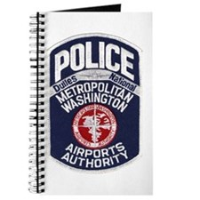 Dulles Airport Police Journal