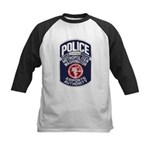 Dulles Airport Police Kids Baseball Jersey