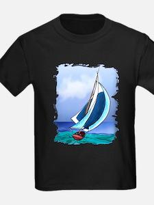 Sailing Away copy T-Shirt