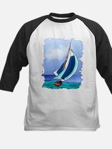 Sailing Away copy Baseball Jersey