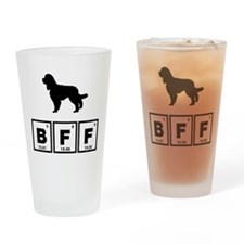 Barbet Drinking Glass