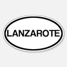 Lanzarote Decal