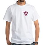 33rd Degree Mason White T-Shirt
