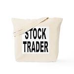 Stock Trader Tote Bag