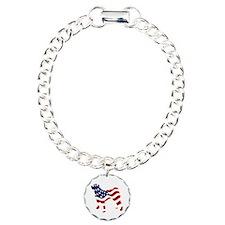 Patriotic Pug - Bracelet