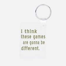 Think Games Different Keychains