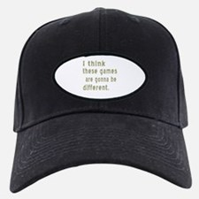 Think Games Different Baseball Hat